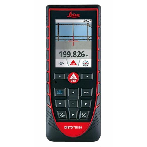 LEICA DISTO D510 Kültéri Lézeres távolságmérő