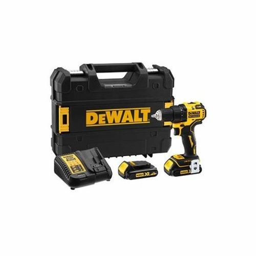 DeWALT  DCD708S2T 18V Kefe nélküli Fúró-csavarozó