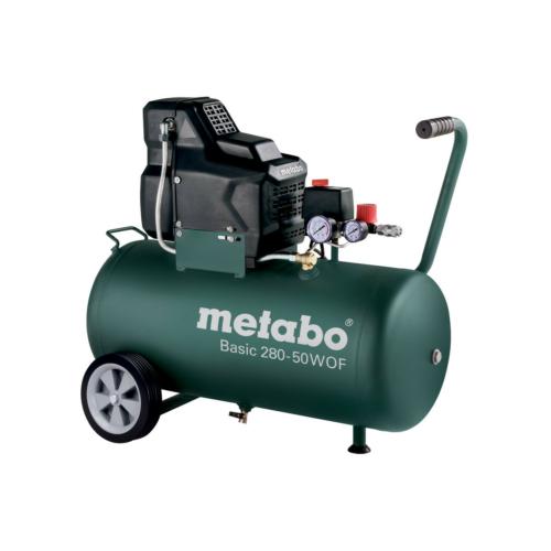 METABO BASIC 280-50 W OF Olajmentes KOMPRESSZOR