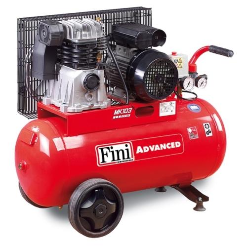 FINI MK 103-50-3M dugattyús kompresszor