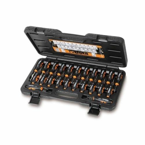 BETA 1497/c23 23 darabos szerszámkészlet az elektromos dugasz szerelésére