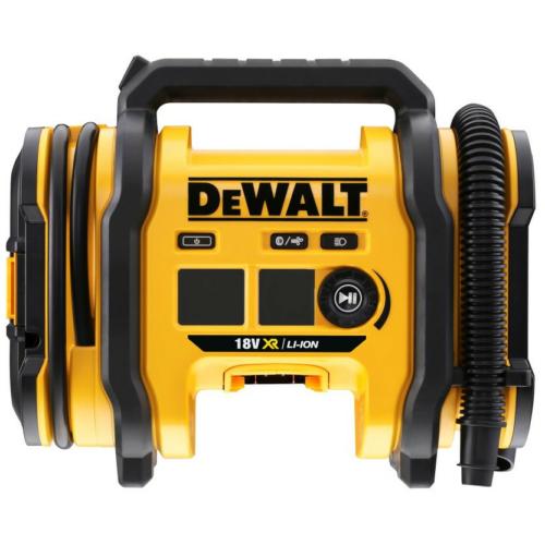 DeWALT  DCC018N 18V akkus kompresszor akku és töltő nélkül