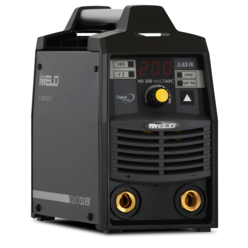 IWELD- HD-200-MULTIARC-Hegesztő-inverter-8HD200MTARC