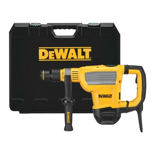 DEWALT Fúró-és vésőkalapács 1350W/10.5J SDS MAX D25614K-QS
