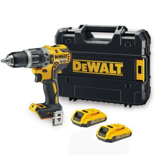 DeWALT-DCD796-akkus ütvefúró- csavarozó-2-akku-koffer