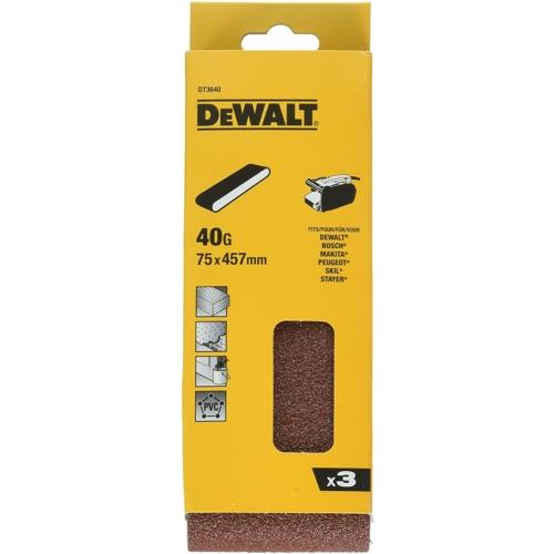 DEWALT-DT3640-QZ-Csiszolószalag-75x457mm-40G-3db-csomag