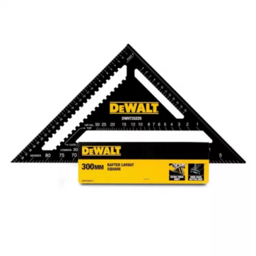 DEWALT-DWHT25228-0-Derékszögű-vonalzó-30cm